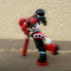 """""""Harley Quinn"""" Lego Photography, Various Artists, Harley Quinn, Mario, Joker, Fictional Characters, Collection, Harley Quin, The Joker"""
