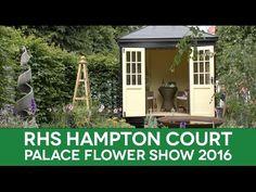 Sean's Garden Travels : RHS Hampton Court Palace Flower Show 2016 - YouTube