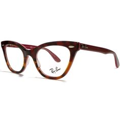 ray ban eyeglasses rx5121 tortoise with black sides - Google Search