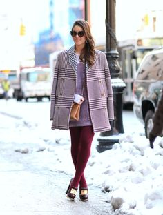 Blogger Camila Coelho wearing Tommy Hilfiger Fall '13 Collection spotted on supervaidosa.com