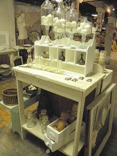 My So Called Junky Life: The Evolution Of An Antique Booth - Part Two