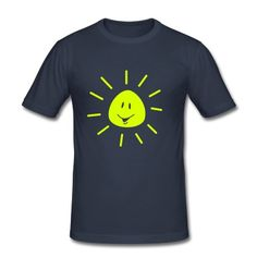 Sun T-Shirt. #Spreadshirt #Cardvibes #Tekenaartje #SOLD