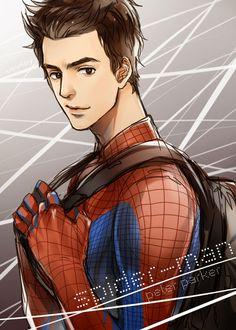 The Amazing Spider-man by kanapy-art.deviantart.com on @deviantART