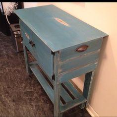 DIY Kitchen Island From Dresser | Kitchen island DIY | diy house decor and furniture