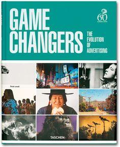 Wo große Ideen kräftig brüllen. Kampagnen, die die Werbeindustrie für immer veränderten. Erschienen im TASCHEN Verlag