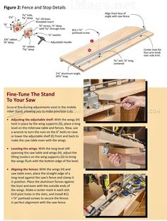 Mobile Miter Saw Stand Plans - Miter Saw