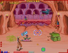 pirates, nix s.a. arcade, rail shooter