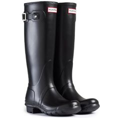Hunter Women's Original Tall Wellington Boots None
