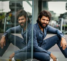 My lovely ❤️ rowdy 😍 Beautiful Blonde Girl, Vijay Devarakonda, Boys Dpz, Swag Style, Indian Celebrities, Samba, Superstar, Handsome, Celebs