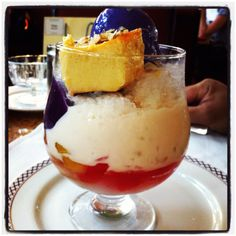 The best Halo Halo dessert
