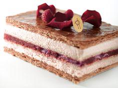 Millefeuille Ispahan @ Pierre Hermé ♥ Dessert