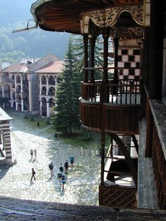 Rila monastery- been there. Beautiful and peaceful place