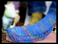 Ravelry: Socks on a Plane by Laura Linneman