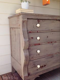 old fashioned milk paint co ~driftwood~