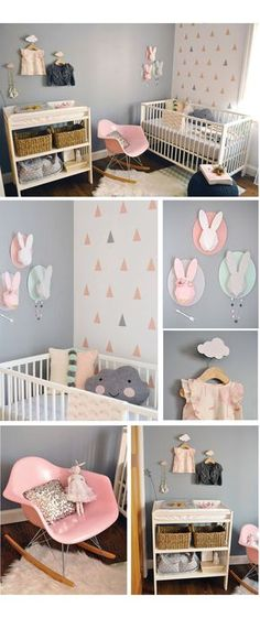 I know I'm a grown up, but I still want this room! (Not the crib though)