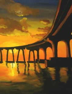 Under the Road_Paint Nite painting