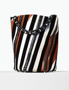 Proenza Schouler Fall 2016 Hex Bucket Bag | Architect's Fashion