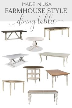 Looking for furniture that's made in the USA? This shopping guide is brimming with modern farmhouse furniture options for your country cottage home. French Country Interiors, Country Interior Design, French Farmhouse Decor, French Home Decor, Cute Home Decor, Fall Home Decor, Cheap Home Decor, Modern Farmhouse, Farmhouse Style