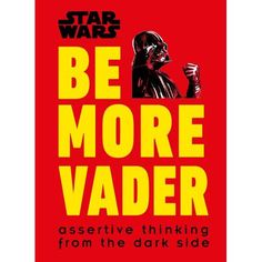 Move from apprentice to master with assertiveness advice from the Star Wars(TM) galaxy's most powerful leaders, including Darth Vader, Palpatine, and Supreme Leader Snoke.Negotiating the workplace can be an impossible task, especially if that workplace is a towering, all-powerful force intent on taking over the galaxy. Whether your day-to-day work involves developing plans to build the Death Star, building a rebellion, or simply trying to make the printer work, the leaders of the Star Wars unive