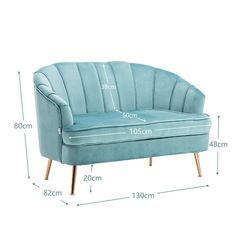 Fairmont Park Whitty 2 Piece Sofa Set | Wayfair.co.uk Sofa Chair, Sofa Set, Upholstered Dining Bench, Fairmont Park, Master Bedroom Makeover, Ottoman Bench, Modern Retro, Retro Design, Rugs Online