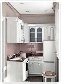 Дизайн кухни в хрущевке (кухонный дизайн в хрущевке, дизайн кухни в хрущевке, проект кухни, кухни в хрущевке, кухня в хрущевке, перепланировка)