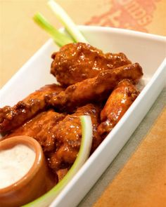Wildwood's Hot Wings Recipe