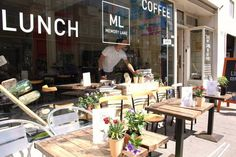 Memory Lane - Nice lunch spot - Delicious freshly baked bread - Nice ambience and friendly service