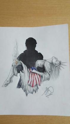Saving Liberty Framed Print by Howard King Poster Prints, Framed Prints, Art Prints, Posters, Round Pen, Army Mom, Tumblr, New Politics, Work Inspiration