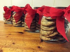 Chistmas Nutella Cookies