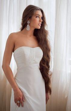 Елизавета Голованова в образе невесты | Звезды | Фото | Wedding-magazine.ru - все о свадьбе для невест!