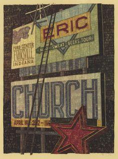 Eric Church (Evansville, IN) - Landland