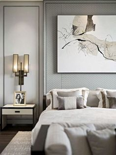 Grey~Style Master Bedroom
