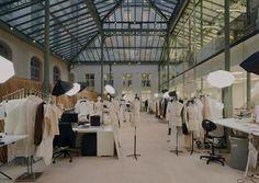 creative director Phoebe Philo of CELINE recently finished restoration on Hôtel Colbert de Torcy a 17th-century hôtel particulier
