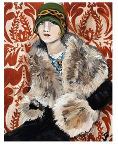 the twenties   #1920s #golden_twenties #jsandersart