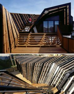 Walk on the Wild (Out)side: 14 Stunning Exterior Staircases