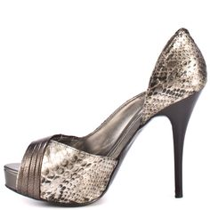Holbrook - Silver Multi  Guess Shoes