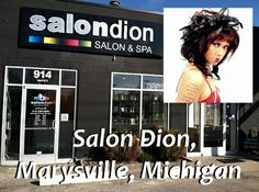 @Salondion Marysville  Salon Dion in Marysville, Michigan uses our services and consistently provide their customers with the Edge You Deserve. Does your stylist have the #EdgeYouDeserve?