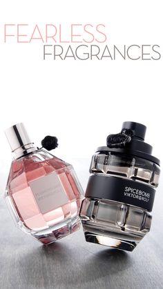 Fearless fragrance from Viktor & Rolf. | from Von Maur #VonMaur #Fragrance