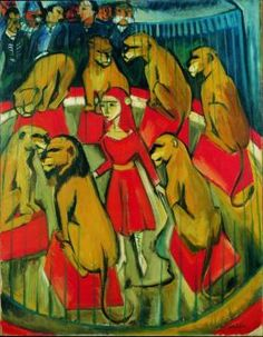 ernst ludwig kirchner painting - Google Search