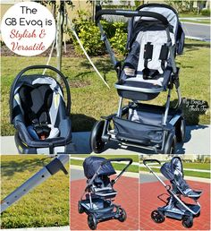 GB Evoq 4-in-1 Travel System | Strollers, The o'jays and Travel