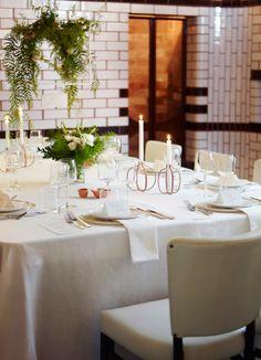 Modern City Wedding Inspiration
