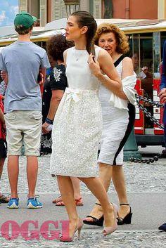 Charlotte Casiraghi con Gad Elmaleh, le foto mai viste del battesimo di Raphael | People