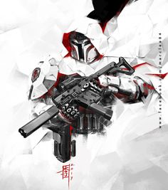 Star Wars Mandalorian with Kriss Vector Star Wars Pictures, Star Wars Images, Star Citizen, Armor Concept, Concept Art, Trajes Star Wars, Cuadros Star Wars, Star Wars Personajes, Mandalorian Armor