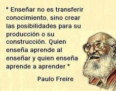 La educacion es libertad…