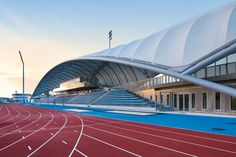 archi5, Leo Lagrange Stadium, Toulon, France