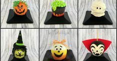 New Holiday Desserts Halloween Caramel Apples Ideas Halloween Desserts, Halloween Candy Apples, Halloween Cupcakes, Holiday Desserts, Halloween Treats, Halloween Baking, Halloween Foods, Holiday Treats, Melting White Chocolate