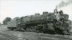 #92 Rutland Railroad 4-8-2