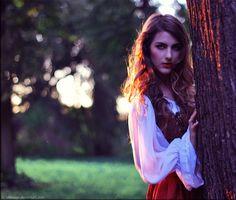 She. by Lukreszja.deviantart.com on @deviantART