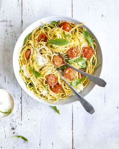 Spaghetti, Food And Drink, Favorite Recipes, Pasta, Ethnic Recipes, Noodle, Pasta Recipes, Pasta Dishes