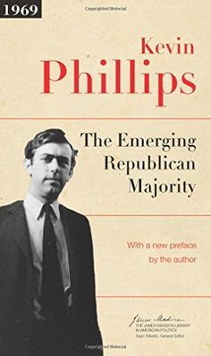 The Emerging Republican Majority (The James Madison Library in American Politics) by Kevin P. Phillips http://www.amazon.com/dp/0691163243/ref=cm_sw_r_pi_dp_L9IGub1WYM2T7